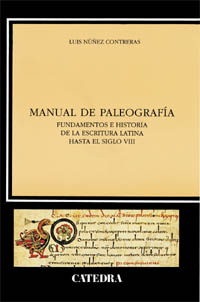 Manual de paleografía
